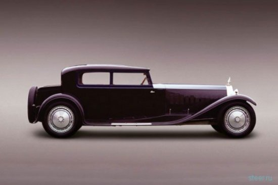Bugatti Type 41 Royale Kellner Coupe 1931 года, $9,7 млн