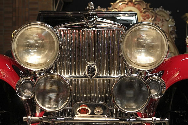 Stutz DV-32 Convertible Coupe 1932