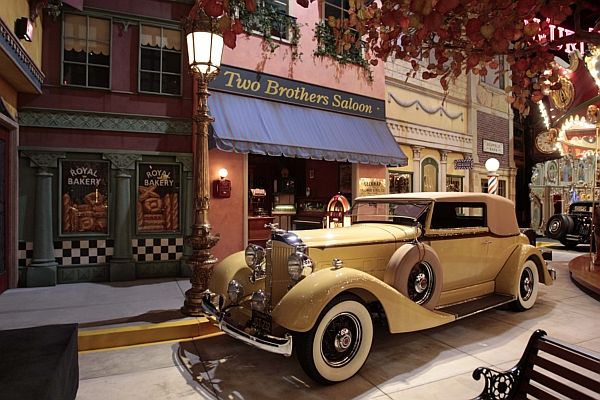 Packard Eight Convertible 1934