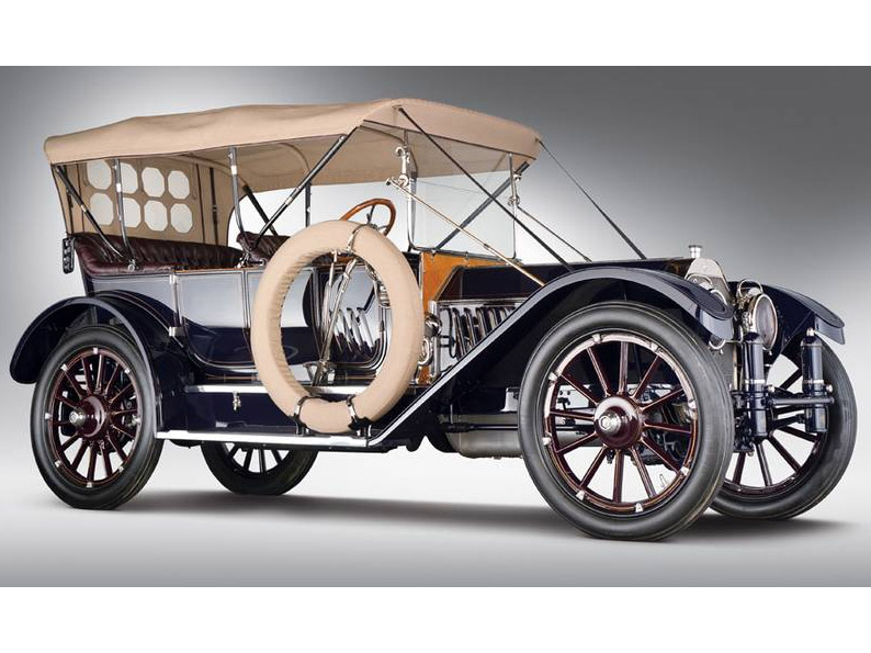 Oldsmobile Tourabout 1912