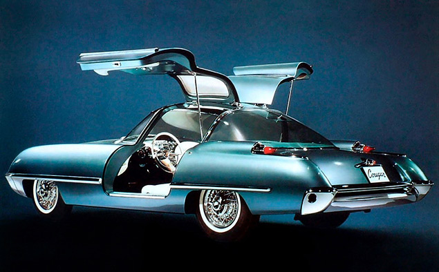 Ford Cougar Concept Car, 1962 год